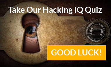 Hacking IQ Quiz